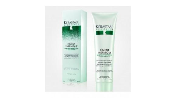 Zregeneruj swoje włosy z lekkim cementem termicznym Kerastase